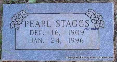 STAGGS, PEARL - Scott County, Arkansas | PEARL STAGGS - Arkansas Gravestone Photos