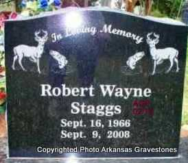 STAGGS, ROBERT WAYNE - Scott County, Arkansas | ROBERT WAYNE STAGGS - Arkansas Gravestone Photos