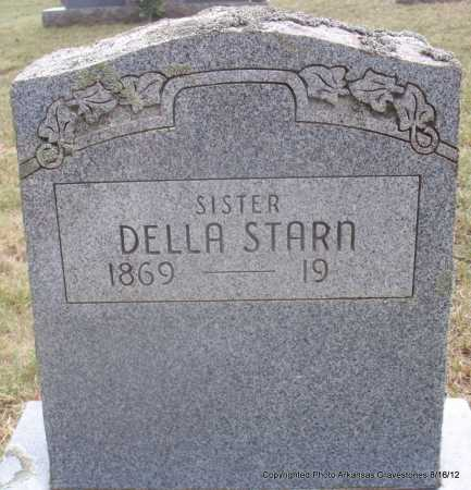 STARN, DELLA - Scott County, Arkansas | DELLA STARN - Arkansas Gravestone Photos