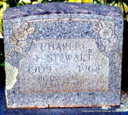 STEWART, CHARLEY I - Scott County, Arkansas | CHARLEY I STEWART - Arkansas Gravestone Photos