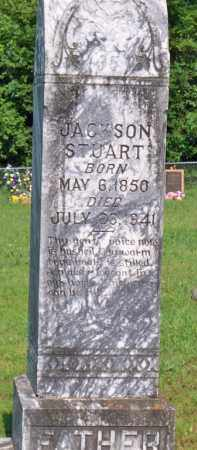 STUART, JACKSON - Scott County, Arkansas | JACKSON STUART - Arkansas Gravestone Photos