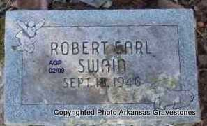 SWAIN, ROBERT EARL - Scott County, Arkansas | ROBERT EARL SWAIN - Arkansas Gravestone Photos