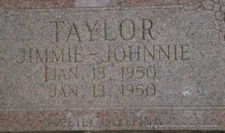 TAYLOR, JIMMIE - Scott County, Arkansas | JIMMIE TAYLOR - Arkansas Gravestone Photos