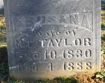 WHITLEY TAYLOR, SUSAN A - Scott County, Arkansas | SUSAN A WHITLEY TAYLOR - Arkansas Gravestone Photos