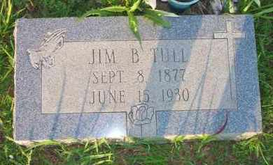 TULL, JIM B - Scott County, Arkansas | JIM B TULL - Arkansas Gravestone Photos