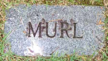 UNKNOWN, MURL - Scott County, Arkansas | MURL UNKNOWN - Arkansas Gravestone Photos