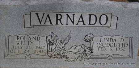 VARNADO, I, ROLAND KELLY - Scott County, Arkansas | ROLAND KELLY VARNADO, I - Arkansas Gravestone Photos