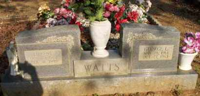 WATTS, LORENE - Scott County, Arkansas | LORENE WATTS - Arkansas Gravestone Photos