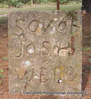 WEBB, SON - Scott County, Arkansas | SON WEBB - Arkansas Gravestone Photos