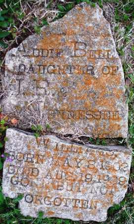 WILLIAMS, ADDIE BELL - Scott County, Arkansas | ADDIE BELL WILLIAMS - Arkansas Gravestone Photos