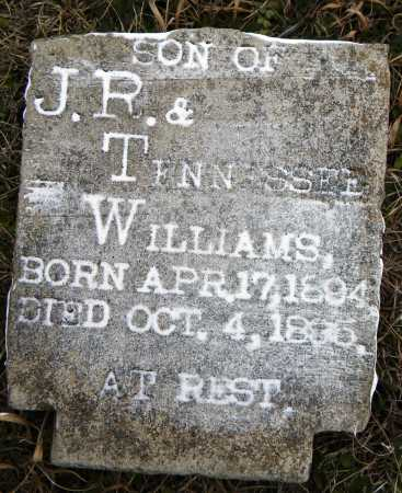 WILLIAMS, SON - Scott County, Arkansas | SON WILLIAMS - Arkansas Gravestone Photos