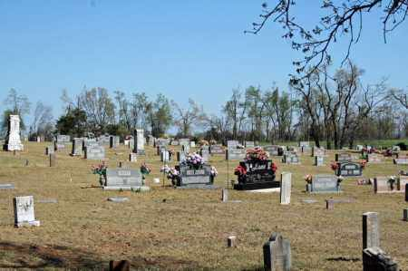 *OSBORNE CEMETERY OVERVIEW 1,  - Searcy County, Arkansas |  *OSBORNE CEMETERY OVERVIEW 1 - Arkansas Gravestone Photos