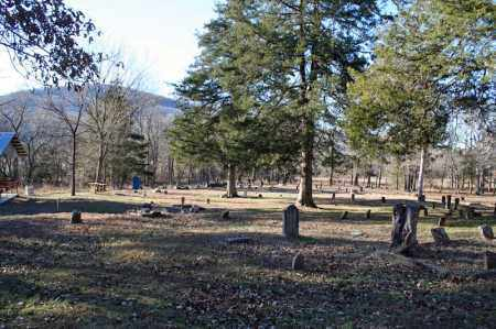 *HALL CEMETERY OVERVIEW 1,  - Searcy County, Arkansas |  *HALL CEMETERY OVERVIEW 1 - Arkansas Gravestone Photos