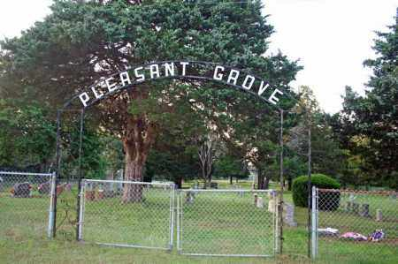 * PLEASANT GROVE CEMETERY GATE,  - Searcy County, Arkansas |  * PLEASANT GROVE CEMETERY GATE - Arkansas Gravestone Photos