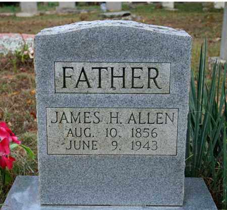 ALLEN, JAMES H. - Searcy County, Arkansas | JAMES H. ALLEN - Arkansas Gravestone Photos