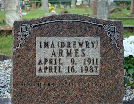 DREWRY ARMES, IMA - Searcy County, Arkansas | IMA DREWRY ARMES - Arkansas Gravestone Photos