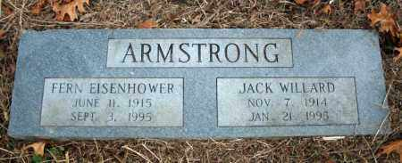 ARMSTRONG, FERN EISENHOWER - Searcy County, Arkansas | FERN EISENHOWER ARMSTRONG - Arkansas Gravestone Photos