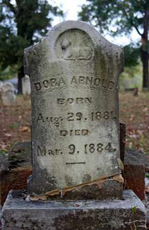 ARNOLD, DORA - Searcy County, Arkansas | DORA ARNOLD - Arkansas Gravestone Photos