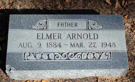 ARNOLD, ELMER - Searcy County, Arkansas | ELMER ARNOLD - Arkansas Gravestone Photos
