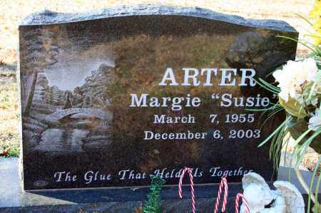 "MCCUTCHEON ARTER, MARGIE ""SUSIE"" - Searcy County, Arkansas 