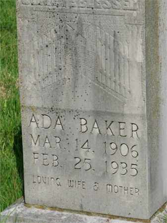 BAKER, ADA - Searcy County, Arkansas | ADA BAKER - Arkansas Gravestone Photos