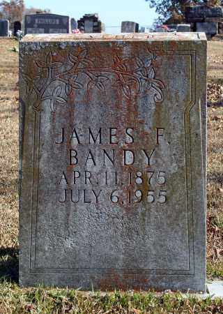 BANDY, JAMES F. - Searcy County, Arkansas | JAMES F. BANDY - Arkansas Gravestone Photos