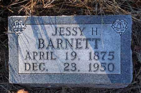 BARNETT, JESSY HENRY - Searcy County, Arkansas   JESSY HENRY BARNETT - Arkansas Gravestone Photos