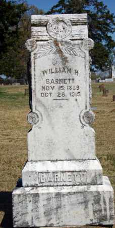 BARNETT, WILLIAM H. - Searcy County, Arkansas | WILLIAM H. BARNETT - Arkansas Gravestone Photos