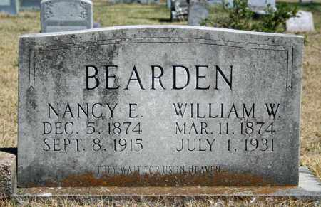 BEARDEN, NANCY E. - Searcy County, Arkansas | NANCY E. BEARDEN - Arkansas Gravestone Photos