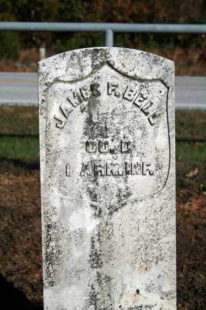 BELL (VETERAN UNION), JAMES F - Searcy County, Arkansas | JAMES F BELL (VETERAN UNION) - Arkansas Gravestone Photos
