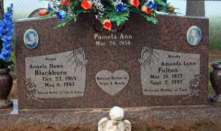 BLACKBURN, ANGELA DAWN - Searcy County, Arkansas | ANGELA DAWN BLACKBURN - Arkansas Gravestone Photos