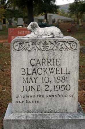 BLACKWELL, CARRIE - Searcy County, Arkansas | CARRIE BLACKWELL - Arkansas Gravestone Photos