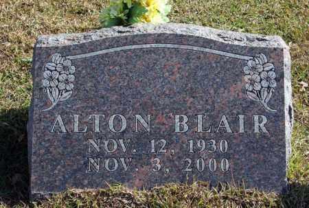 BLAIR, ALTON - Searcy County, Arkansas | ALTON BLAIR - Arkansas Gravestone Photos