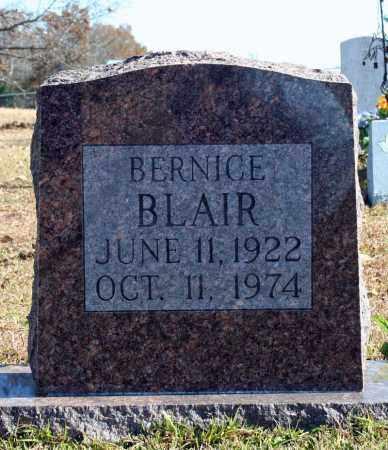BLAIR, BERNICE - Searcy County, Arkansas | BERNICE BLAIR - Arkansas Gravestone Photos