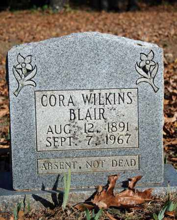 BLAIR, CORA - Searcy County, Arkansas | CORA BLAIR - Arkansas Gravestone Photos