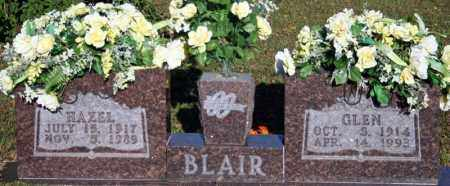 BLAIR, GLEN - Searcy County, Arkansas | GLEN BLAIR - Arkansas Gravestone Photos
