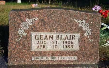 BLAIR, GEAN - Searcy County, Arkansas | GEAN BLAIR - Arkansas Gravestone Photos