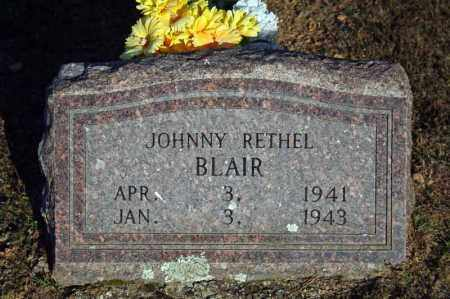 BLAIR, JOHNNY RETHEL - Searcy County, Arkansas | JOHNNY RETHEL BLAIR - Arkansas Gravestone Photos