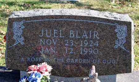 BLAIR, JUEL - Searcy County, Arkansas | JUEL BLAIR - Arkansas Gravestone Photos