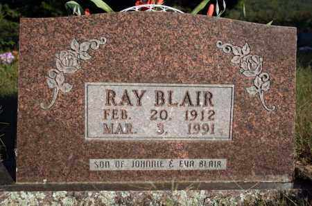 BLAIR, RAY - Searcy County, Arkansas | RAY BLAIR - Arkansas Gravestone Photos