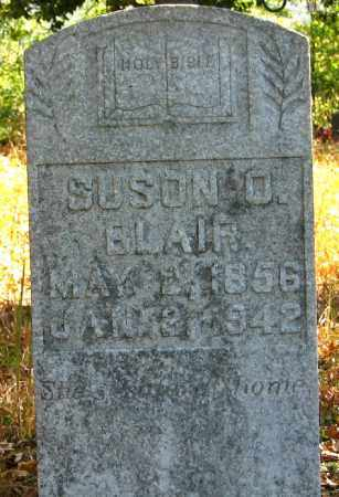 BLAIR, SUSAN OCTAVIA - Searcy County, Arkansas | SUSAN OCTAVIA BLAIR - Arkansas Gravestone Photos