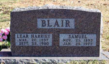 BLAIR, SAMUEL - Searcy County, Arkansas | SAMUEL BLAIR - Arkansas Gravestone Photos