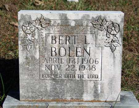 BOLEN, BERT L. - Searcy County, Arkansas | BERT L. BOLEN - Arkansas Gravestone Photos