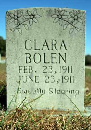 BOLEN, CLARA - Searcy County, Arkansas | CLARA BOLEN - Arkansas Gravestone Photos