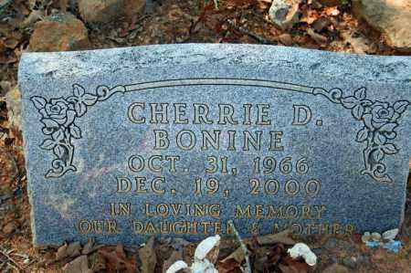 BONINE, CHERRIE D. - Searcy County, Arkansas | CHERRIE D. BONINE - Arkansas Gravestone Photos
