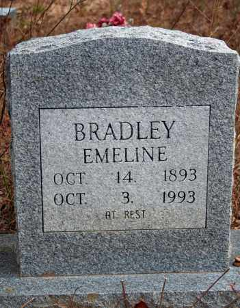 BRADLEY, EMELINE - Searcy County, Arkansas | EMELINE BRADLEY - Arkansas Gravestone Photos