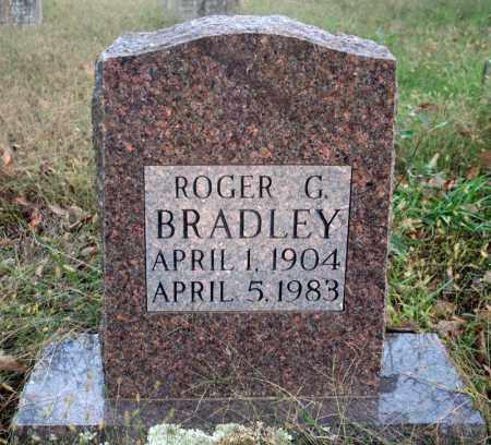 BRADLEY, ROGER G. - Searcy County, Arkansas | ROGER G. BRADLEY - Arkansas Gravestone Photos