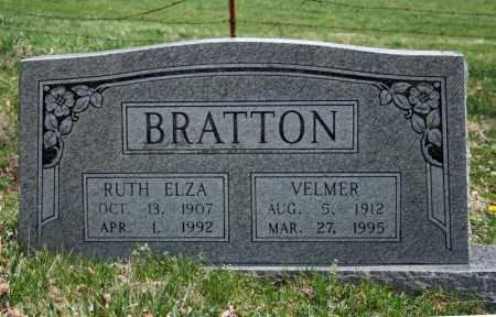 BRATTON, RUTH ELIZA - Searcy County, Arkansas | RUTH ELIZA BRATTON - Arkansas Gravestone Photos