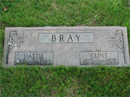 BRAY, JAMES CLINTON - Searcy County, Arkansas | JAMES CLINTON BRAY - Arkansas Gravestone Photos