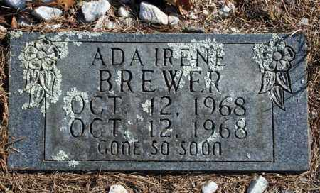 BREWER, ADA IRENE - Searcy County, Arkansas | ADA IRENE BREWER - Arkansas Gravestone Photos